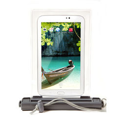 """Bolsa Aquática para iPad Mini e Tablets de até 7"""" - DartBag"""