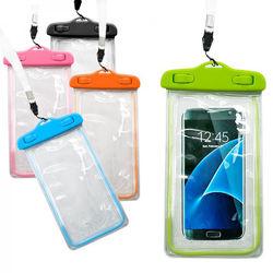 Bolsa Protetora a prova D'Água para Smartphone - Diversas Cores