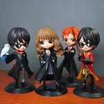 Boneco Harry Potter Q Posket - Personagens