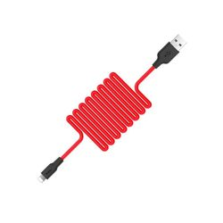 Cabo de Dados USB para Lightning de Silicone X21 - Hoco