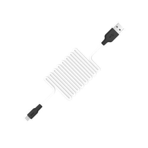 Imagem de Cabo de Dados USB para Micro USB de Silicone X21 - Hoco