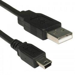 Cabo de dados USB V3 - Preto | KinGo