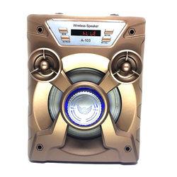 Caixa de Som Bluetooth A-102 - Altomex