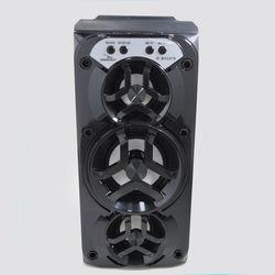 Caixa de Som Bluetooth D-BH1079 - Grasep | Preta
