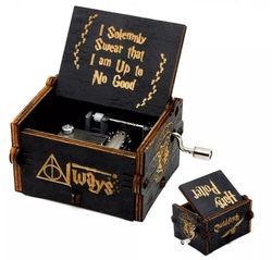 Caixinha de Música - Harry Potter