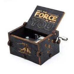 Caixinha de Música - Star Wars