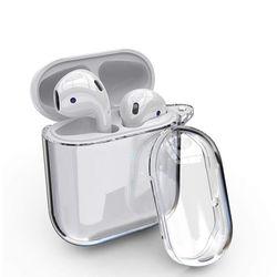 Capa de Acrílico Transparente para AirPod Apple