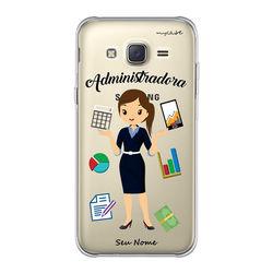 Capa para celular - Administradora