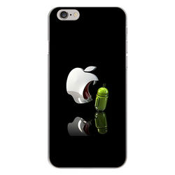 Capa para Celular - Apple vs Android