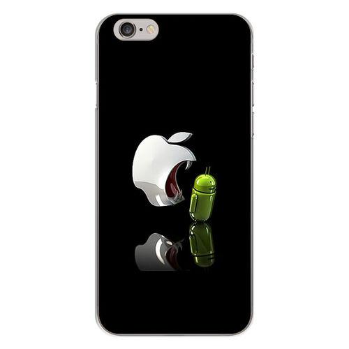 Imagem de Capa para Celular - Apple vs Android