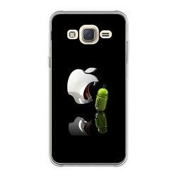 Capa para Celular - Apple vs Android