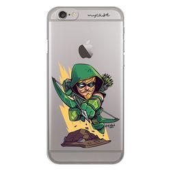 Capa para celular - Arqueiro Verde