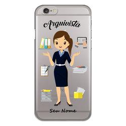 Capa para celular - Arquivista
