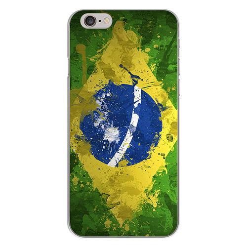 Imagem de Capa para Celular - Arte   Bandeira do Brasil