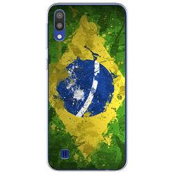 Capa para Celular - Arte   Bandeira do Brasil