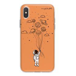 Capa para celular - Astrounauta