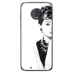 Capa para Celular - Audrey Hepburn