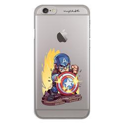 Capa para celular - Avengers | Capitão América