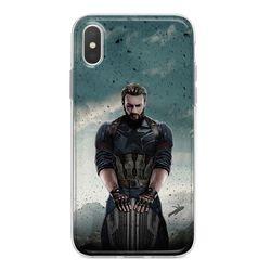 Capa para celular - Avengers Infinity War | Capitão América