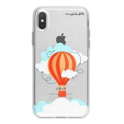Capa para celular - Balão de Ar Quente