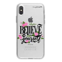 Capa para celular - Believe in Yourselfie