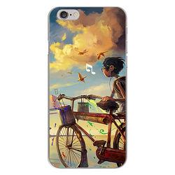 Capa para Celular - Bicicleta | Menino