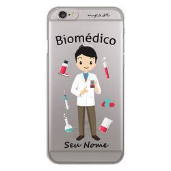 Capa para Celular - Biomédico