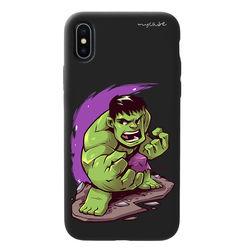 Capa para celular Black Edition - Avengers   Hulk