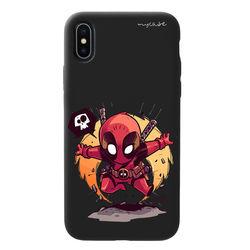 Capa para celular Black Edition - Deadpool 2