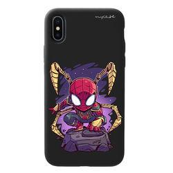 Capa para celular Black Edition - Iron Spider   Infinity War