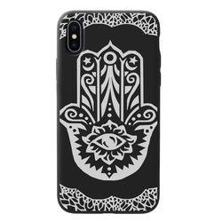 Capa para celular Black Edition - Olho que tudo vê
