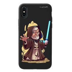 Capa para celular Black Edition - Star Wars   Obi-Wan Kenobi
