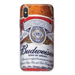 Capa para celular - Budweiser