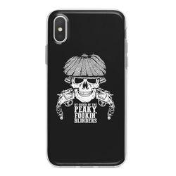 Capa para celular - By The Order Of Peaky Fooking Blinders