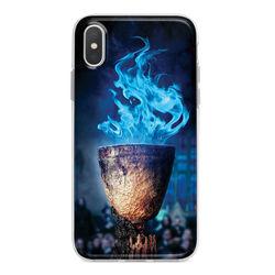 Capa para celular - Cálice de Fogo