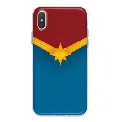 Capa para celular - Capitã Marvel 1
