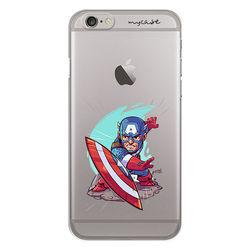 Capa para celular - Capitão América