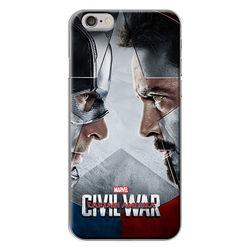 Capa para Celular - Capitão América Guerra Civil 1