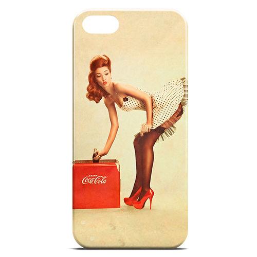 Imagem de Capa para Celular - Coca-Cola | Retrô