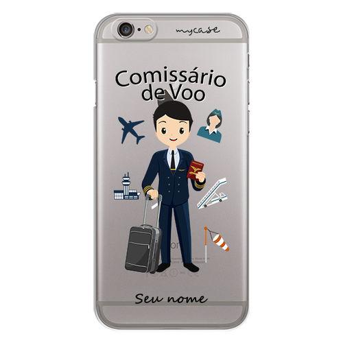 Imagem de Capa para celular - Comissário de Voo