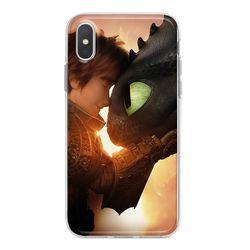 Capa para celular - Como Treinar o Seu Dragão