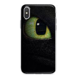 Capa para celular - Como Treinar o Seu Dragão | Banguela Olho