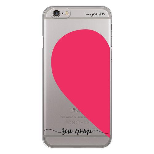 Imagem de Capa para celular - Coração Metade | Lado A