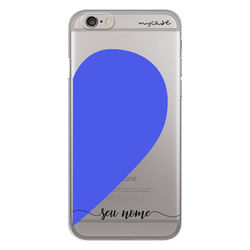 Capa para celular - Coração Metade | Lado B