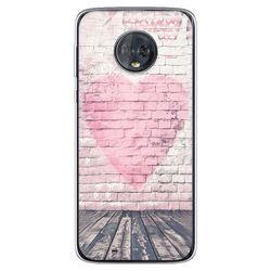 Capa para Celular - Coração Muro