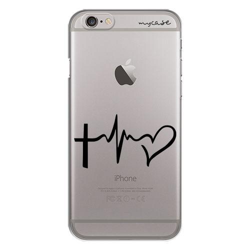 Imagem de Capa para celular - Cruz e Coração