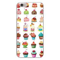 Capa para Celular - Cupcakes