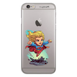 Capa para celular - DC Comic | Super Girl