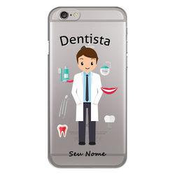 Capa para celular - Dentista | Homem