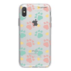 Capa para celular - Dog Paw Color